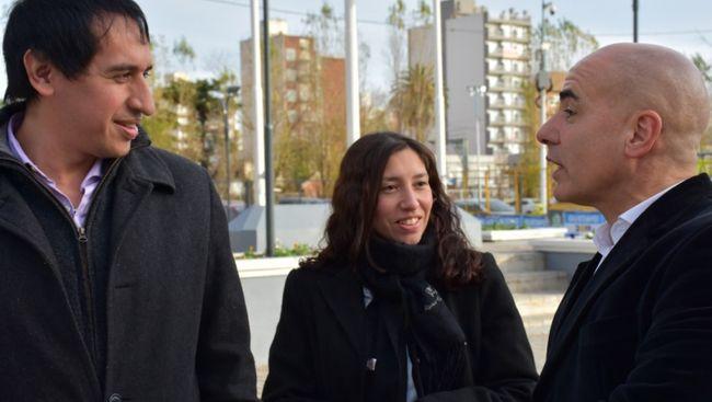Zaragoza, Jara y Spalletti ganaron en Tres de Febrero